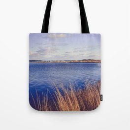 Northern Seas Tote Bag