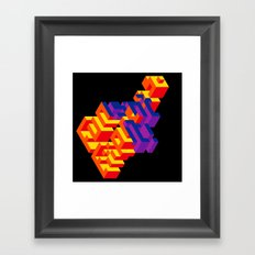 Fun Express Isn't it! Framed Art Print