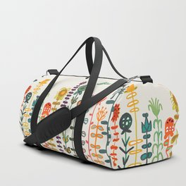 Happy garden Duffle Bag