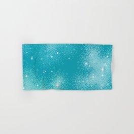 Winter Nebula Hand & Bath Towel