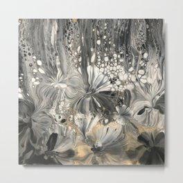 Night Blooms Metal Print