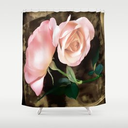 Beautiful Interlude Shower Curtain