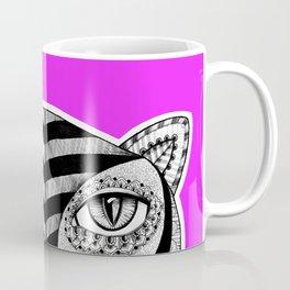 Tiger P Coffee Mug