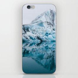 Jökulsárlón Glacier Lagoon iPhone Skin