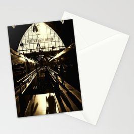 Railway Station Cologne (monochrom) Stationery Cards