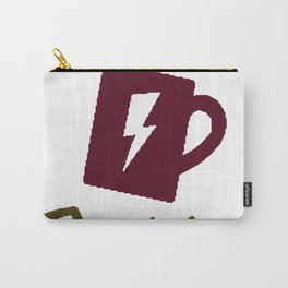 ACCIO COFFEE T-SHIRT Carry-All Pouch
