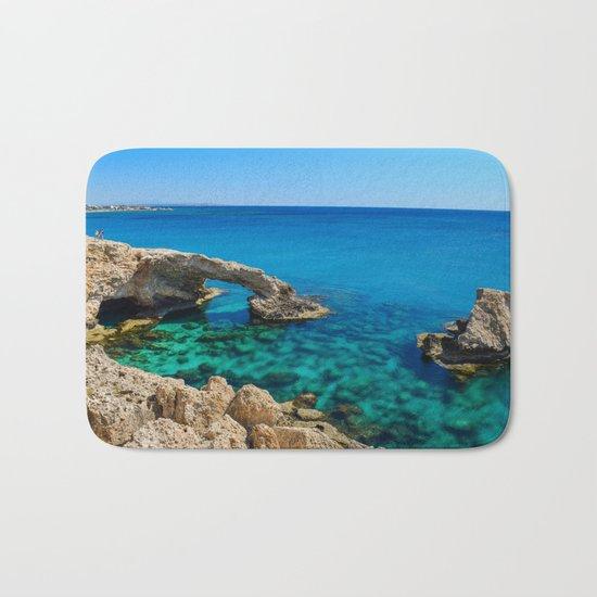Cyprus Sea II Bath Mat