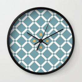 Moroccan Vibes Wall Clock