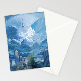 Weathering With You Stationery Cards