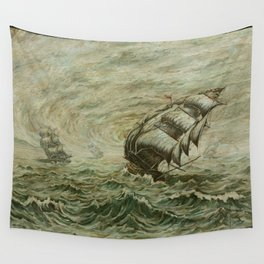 The Fleet Wall Tapestry