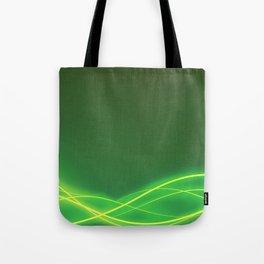Ecclectic Waves Tote Bag