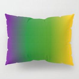 Mardi Gras Gradient 3597 Pillow Sham