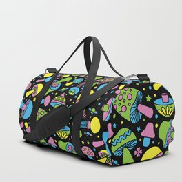Shroomin Blacklight Duffle Bag
