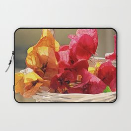 Sunny Bougainville 2 Laptop Sleeve