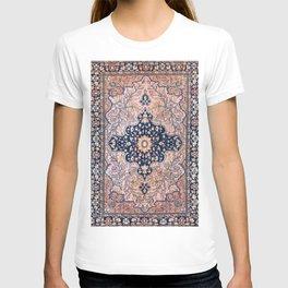 Sarouk  Antique West Persian Rug Print T-shirt