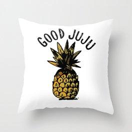 GOOD JUJU 2 Throw Pillow