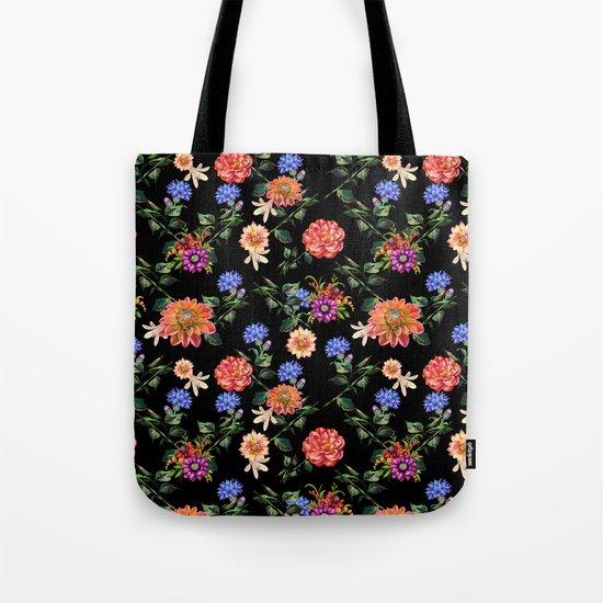 Secret Winter Garden Tote Bag
