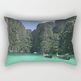 Phi Phi Islands Rectangular Pillow