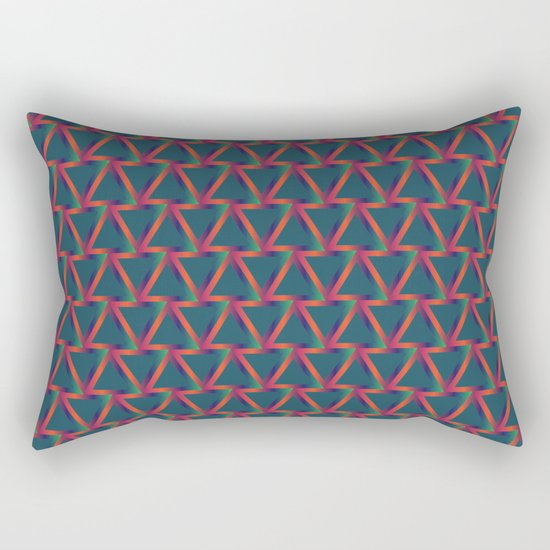 Pattern #51 Rectangular Pillow