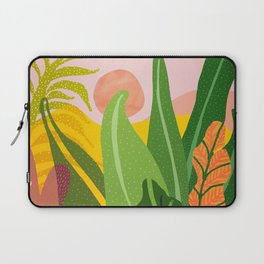 Jungle Morning Laptop Sleeve