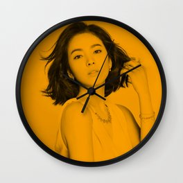 Hye kyo song - Celebrity Wall Clock