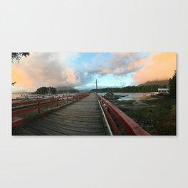 Tofino Life Canvas Print