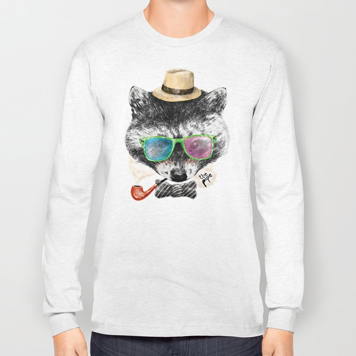 The Pipe Long Sleeve T-shirt