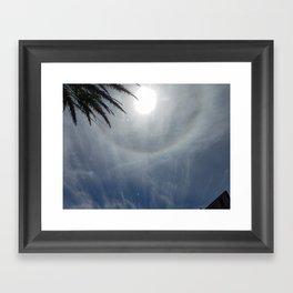 Ana Aura Framed Art Print