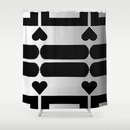 Equal Love Shower Curtain
