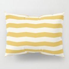 Simply Wavy Stripes Pillow Sham