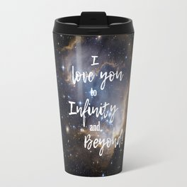 I love you galaxy Travel Mug