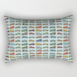 2CV's - more Rectangular Pillow