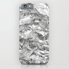 Silver Slim Case iPhone 6