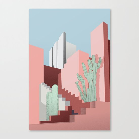 Spain Canvas Print