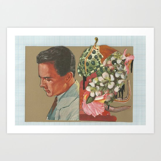 Things that once where known Art Print