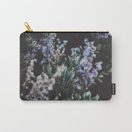 Floral VII Carry-All Pouch
