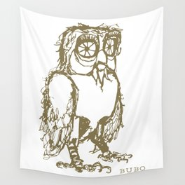 Bubo Wall Tapestry