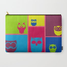 pop owl Carry-All Pouch