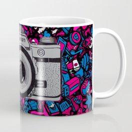 canon retro art Coffee Mug