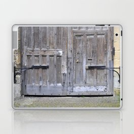 Oxford door 13 Laptop & iPad Skin