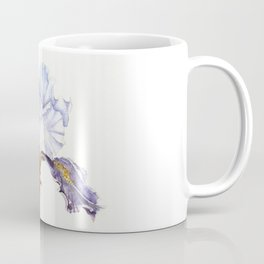 Purple Iris Coffee Mug