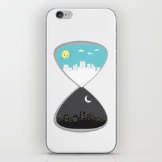 Day & Night iPhone & iPod Skin