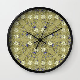 Madnolia design (2) Wall Clock