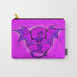 Moon Dragon Carry-All Pouch