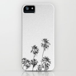 PALM TREES XV / Discovery Bay, California iPhone Case