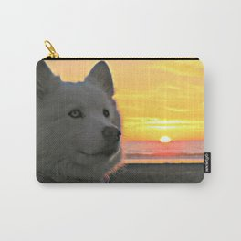 Sunset Sammy Carry-All Pouch