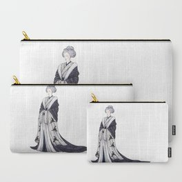 Yuki Onna Carry-All Pouch