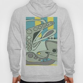 Absorbing Abstract Art Accomplished Adroit Aesthetic Pleasing Aggressive Hoody