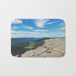 McAfee Knob Lookout •Appalachian Trail Bath Mat