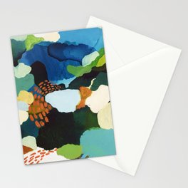 Minor Meander Stationery Cards